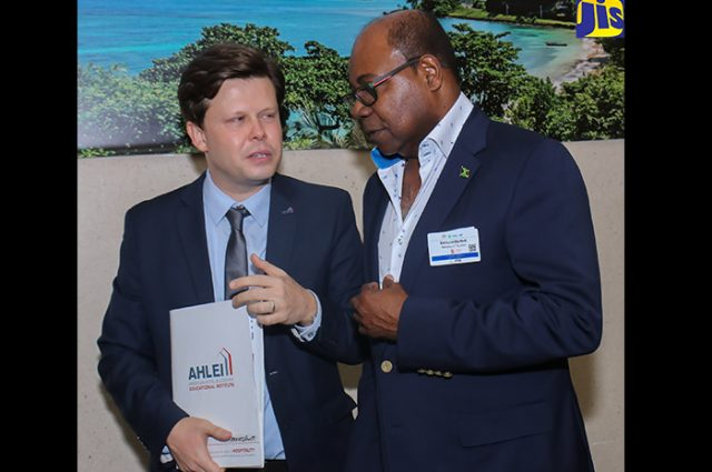 Bartlett urges regional tourism players to diversify offerings