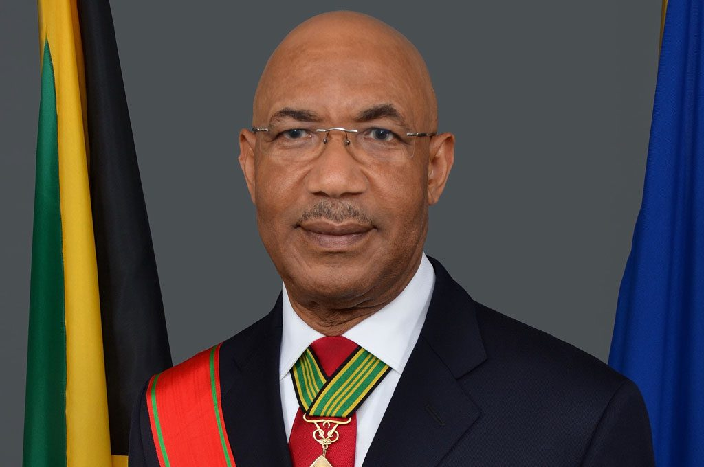 Throne Speech 2020 Delivered by Governor-General, His Excellency the Most Hon. Sir Patrick Allen, ON, GCMG, CD, KSt.J