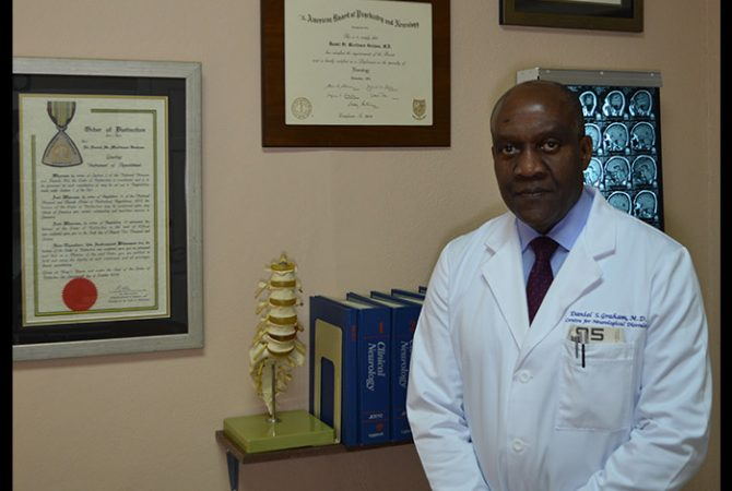 Neurologist Makes His Mark - Jamaica Information Service