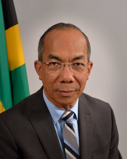 2021/22 Sectoral Debate Presentation by The Hon. Dr. Horace Chang, CD, MP, Deputy Prime Minister & Minister of National Security on May 25, 2021