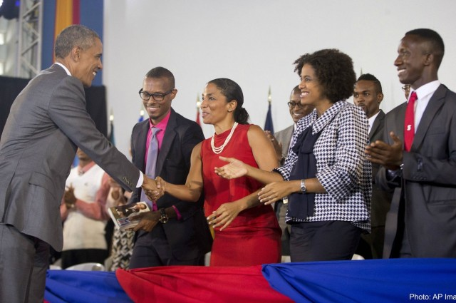 US President Urges Youth Leaders to Make a Difference in Region