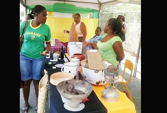 Trodding with djsteps: slave retention in jamaican culture.
