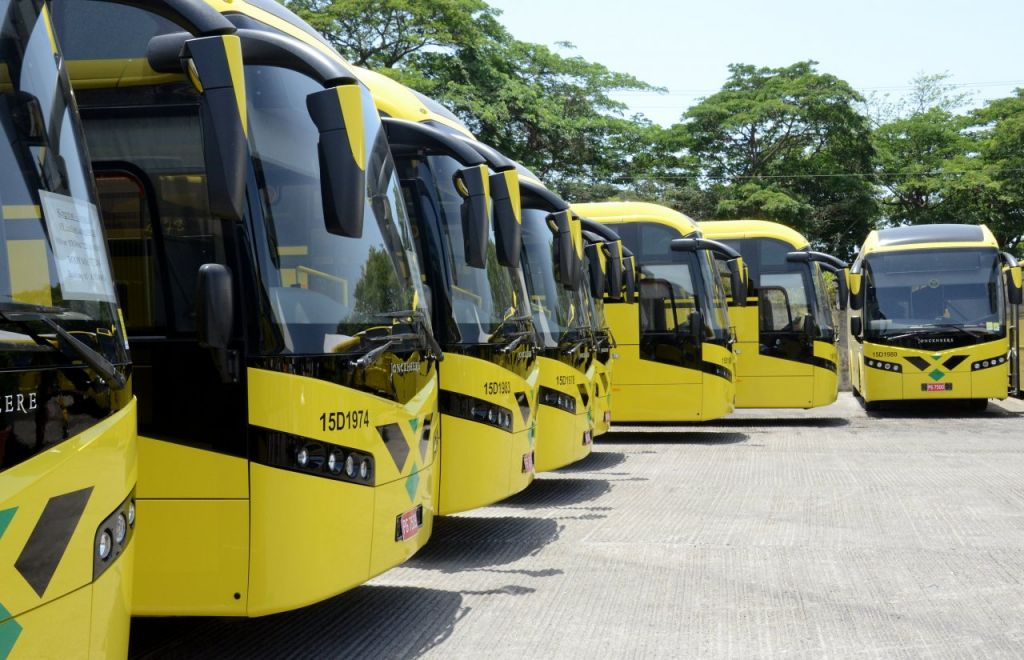 Parts Of Jamaica >> 1 3 Billion To Buy Spare Parts For Jutc Jamaica Information Service
