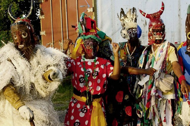 jonkonnu in jamaica a dying tradition Dying tradition like walters, quindell ferguson, a costume designer for the jamaica cultural development commission, lamented the dying of traditions she grew up loving as a youngster on mark lane, downtown kingston.