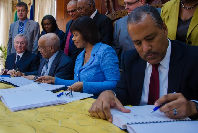 US$510 Million Privatisation Agreement Signed For KCT