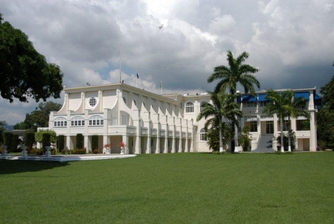 King's House, St. Andrew