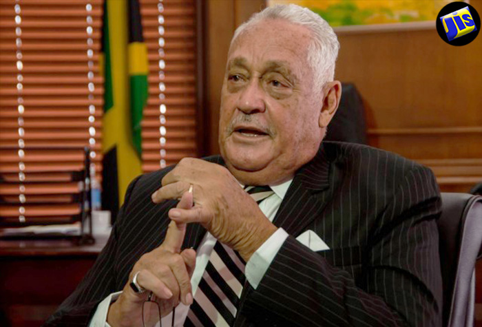 Minister of Transport and Mining, Hon. Mike Henry.