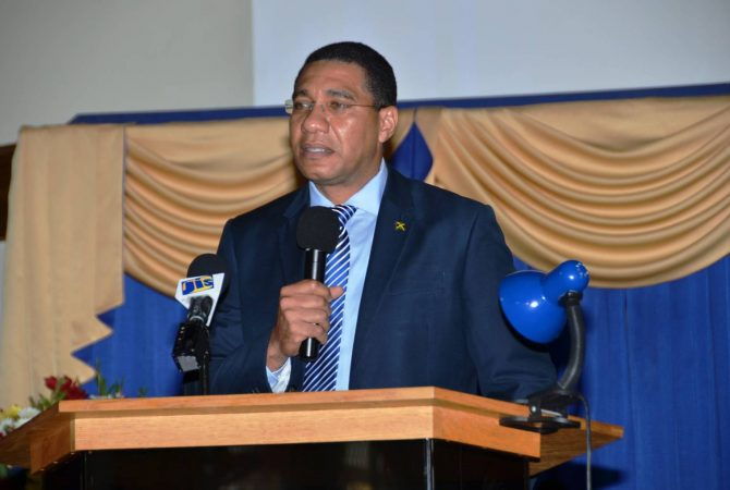 PM Calls on Church to Play a Positive Role in Jamaica - Jamaica