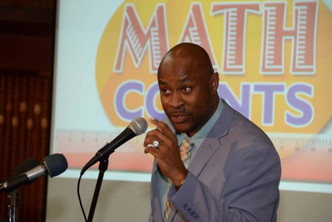 Permanent Secretary in the Ministry of Education, Youth and Information, Dr. Maurice Smith, who has penned a book to improve leadership in schools.