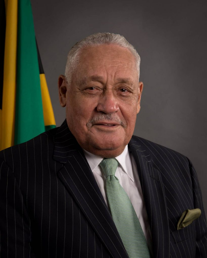 2020/21 Sectoral Presentation by: the Hon. Lester Michael Henry, OJ, CD, MP, Minister of Labour and Social Security on Tuesday, July 21, 2020