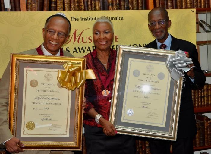 Musgrave Awards
