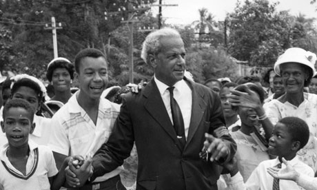 "In 1960, the then Premier, the late Right Excellent Norman Washington Manley abolished Empire Day in favour of ""National Labour Day""."