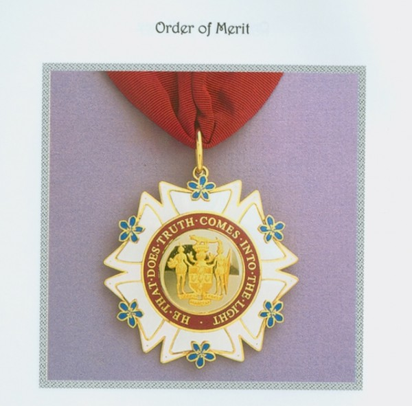 what is merit award mean