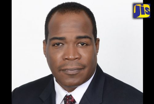 Port Authority of Jamaica (PAJ) Project Manager, Christopher Hamilton.