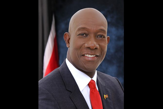 Image result for keith rowley