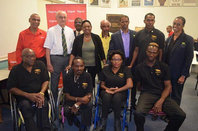 """Wi Likkle but Wi Tallawah""- Grange tells Paralympic Team ..."