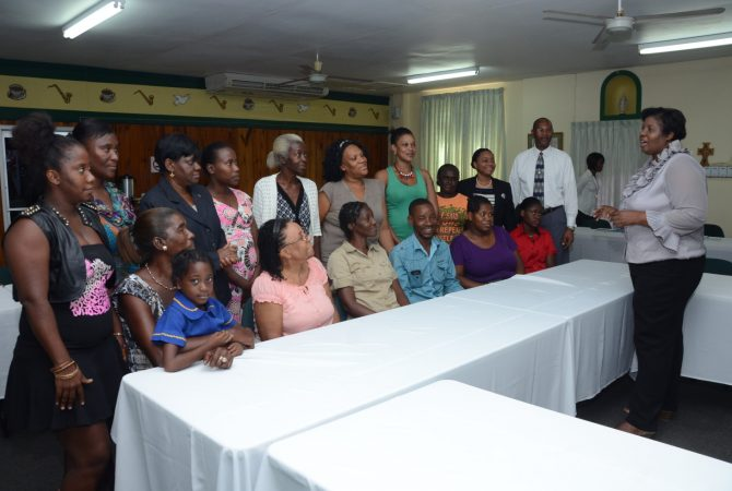 Parenting Workshops for Foster Care Week - Jamaica Information Service