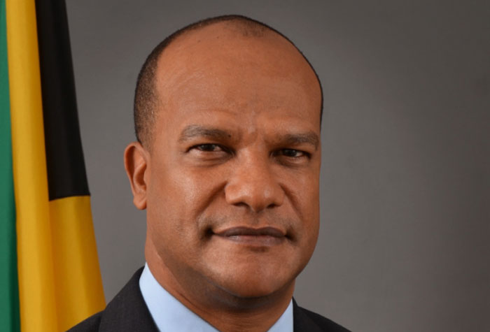 Minister of National Security, the Hon. Peter Bunting.