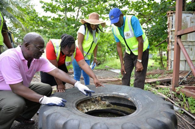 Illegal Garages to be Targeted in Clean-Up Drive - Jamaica ...