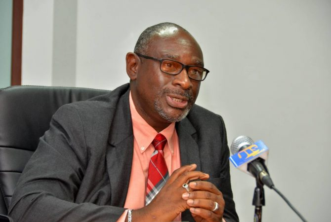 Secretary Manager of the Commission for the Prevention of Corruption, David Grey, in a recent interview with JIS News.