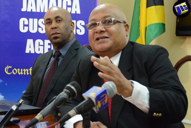 Jamaica Customs Reports $44 136 Billion in Net Revenue for