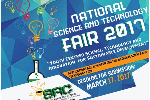 science fair poster designs