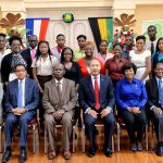 18 Tertiary Students Receive Scholarships and Books Grants