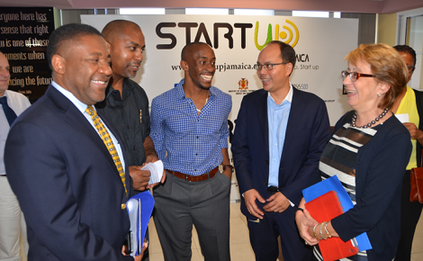 Start-Up-Jamaica
