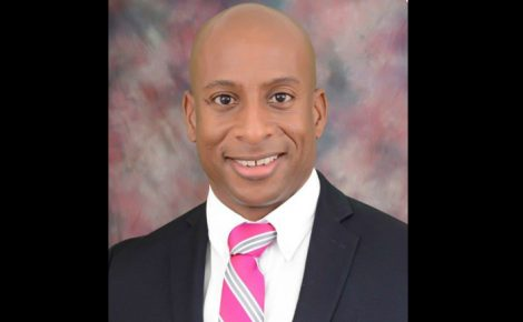 General Manager of Round Hill Villas in Hanover, Omar Robinson.