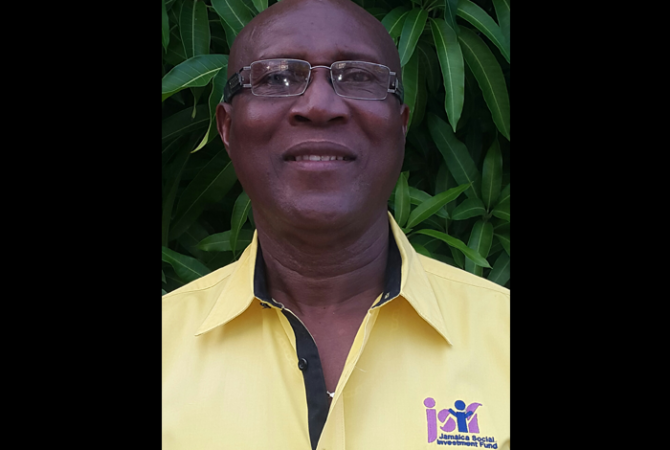 Agriculture Specialist, Jamaica Social Investment Fund (JSIF), Vincent Thompson.