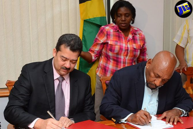 Public Sector Medical Consultants Sign Wage Agreement Jamaica