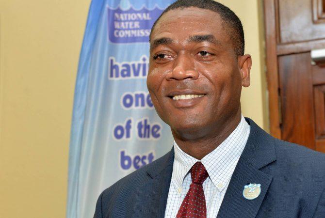 President of the National Water Commission (NWC), Mark Barnett.