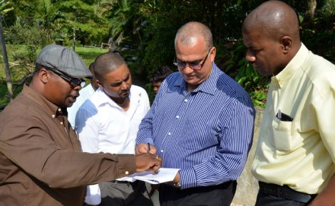 $280 Million Being Spent To Repair Roads in West Rural St  Andrew