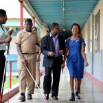 School for the Blind on Drive to Increase Enrolment