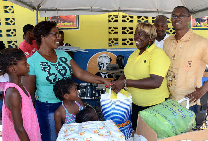 Children of Hope Foundation Stages Health Fair in Gregory ...