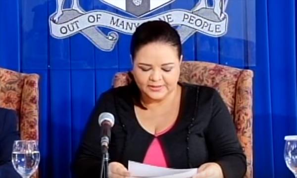 Jamaica House Press Briefing – October 28, 2015