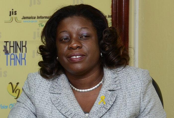 Head of the Tourism Linkages Hub, Carolyn McDonald-Riley.