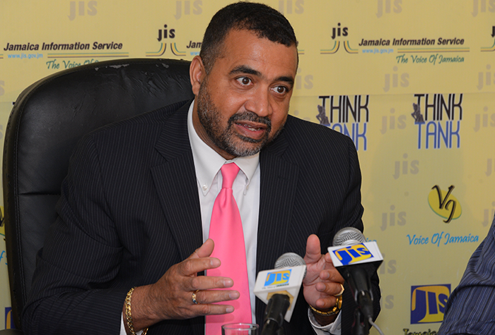 Chief Medical Officer, Ministry of Health, Dr. Winston De La Haye.