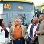 School Bus Programme for Students in Clarendon