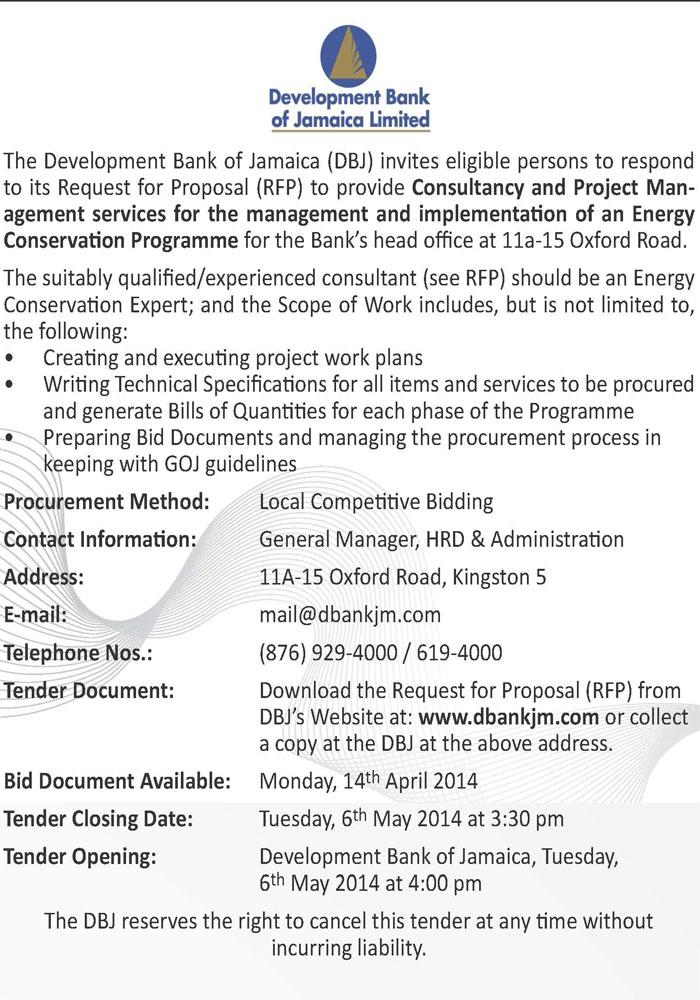 Development Bank Of Jamaica Ltd Jamaica Information Service