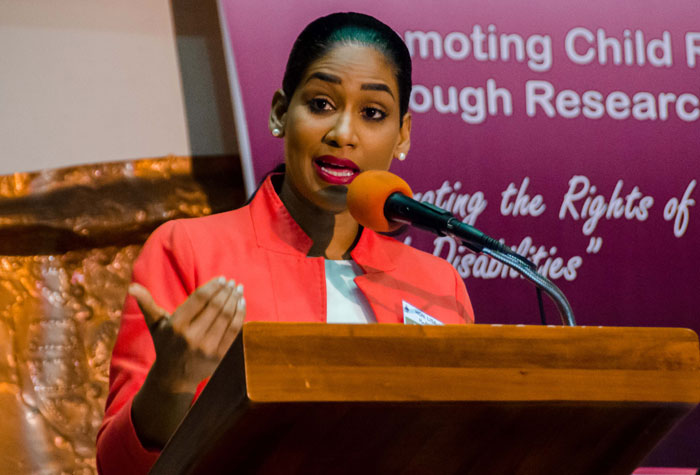 Minister of Youth and Culture, the Hon. Lisa Hanna. (FILE)