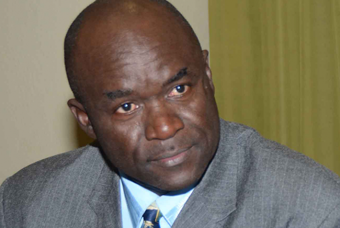 Small Businesses Association of Jamaica President, Hugh Johnson.