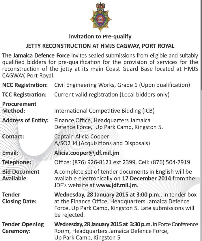 jdf-jetty1 Jamaican Pport Application Form on