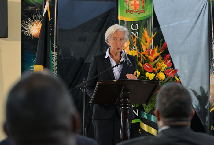Statement by IMF Managing Director Christine Lagarde at the