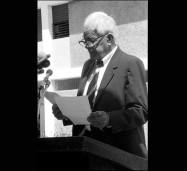 The Hon. Dr. Thomas Philip Lecky, OM, OBE, DSC, PhD