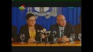 Jamaica House Press Briefing – December 17, 2014