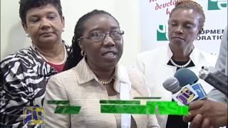 UDC: Handover of Keys  – Simon Bolivar Cultural Centre