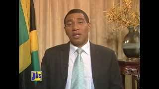 2015 Labour Day Message From the Leader of the Opposition Andrew Holness, MP