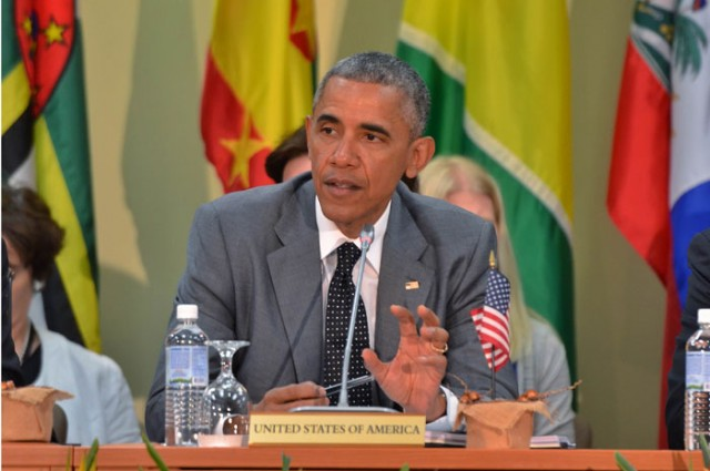 US President Optimistic about Further Progress in Process to Re-Establish Diplomatic Relations with Cuba