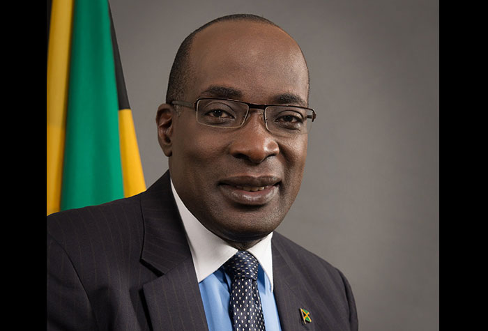 The Hon. Senator Ruel Reid, CD, Minister of Education, Youth and Information.